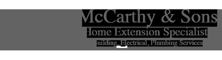 McCarthy & Sons Logo